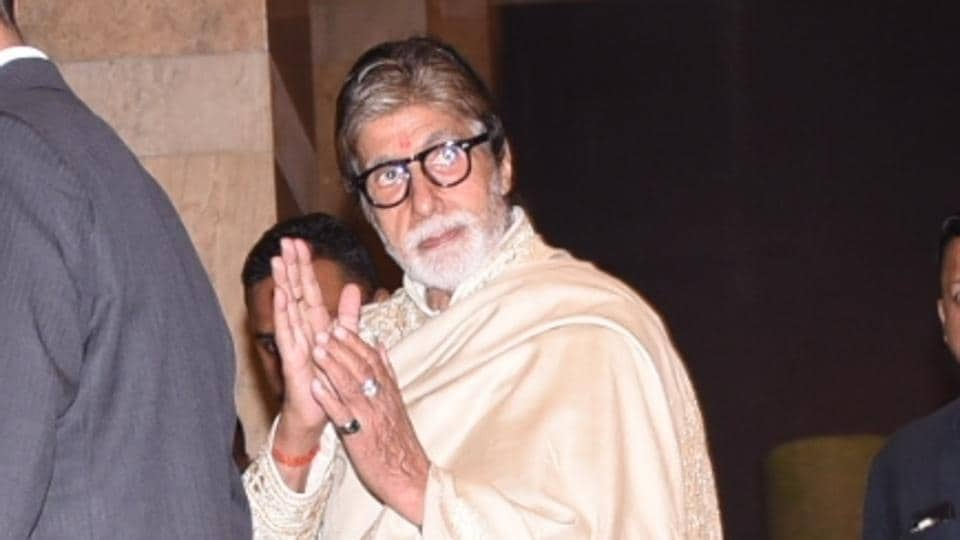 Amitabh Bachchan on coronavirus outbreak: 'Nature has proved to us all that it is supreme' thumbnail