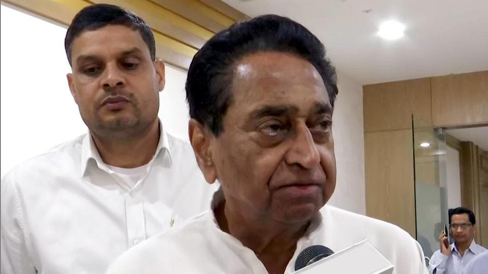 The Kamal Nath government is facing a crisis after resignation of 22 MLAs.