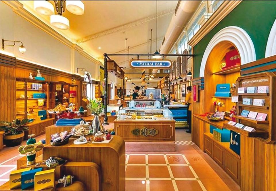 Bombay Sweet Shop in Byculla is a place where you can eat delicious mithai while watching it being made!