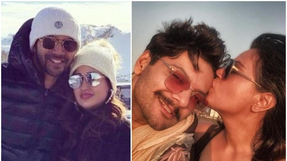 VarunDhawan and Natasha Dalal were rumoured to be planning to marry inThailand this summer, while Richa Chadha-AliFazal were set to go for anApril wedding.