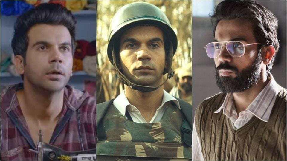 Rajkummar Rao has worked in films such as Stree, Newton and Omerta.