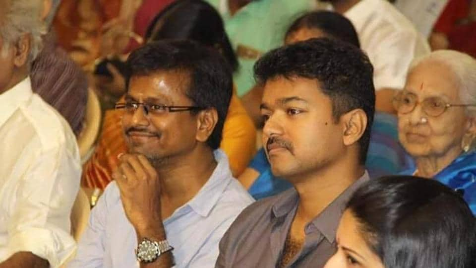 AR Murugadoss and actor Vijay have worked in three films before.