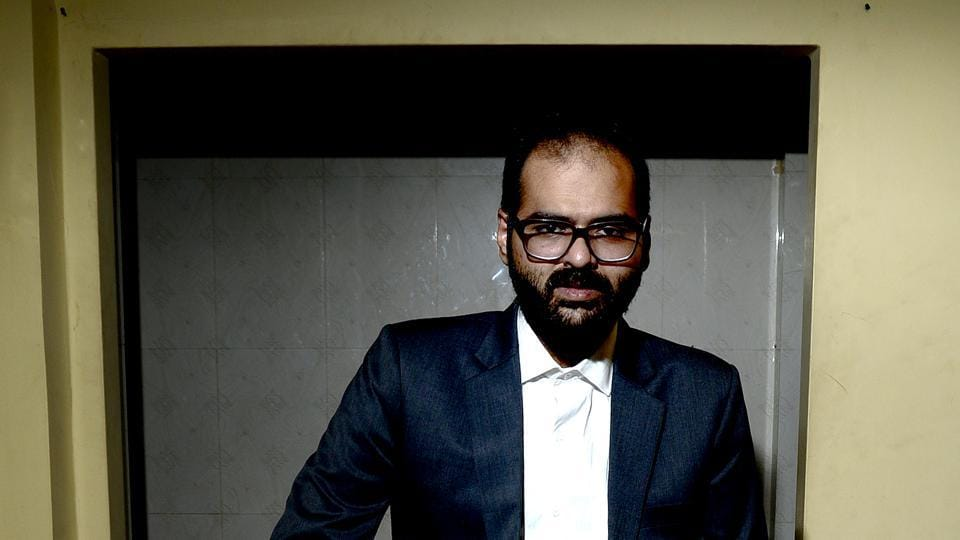 Kunal Kamra was handed a flying ban following an altercation with a journalist.