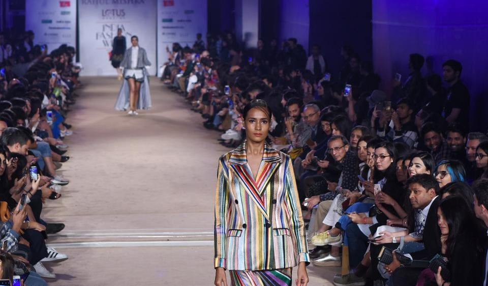 Coronavirus outbreak:The FDCI team asked all designers for their bank details and refunded the money.