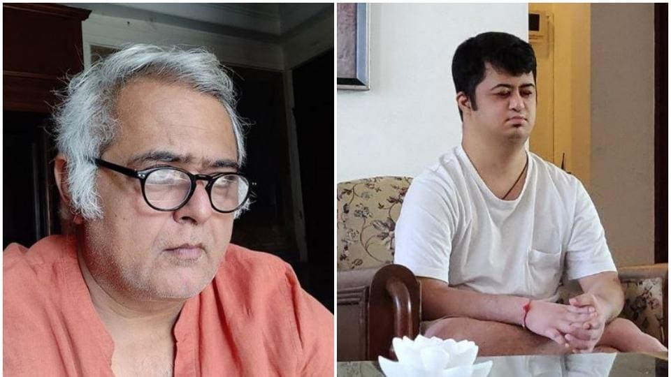 Hansal Mehta shares son's pic on International Down Syndrome Day: 'My son is truly special and truly unique'. See pic