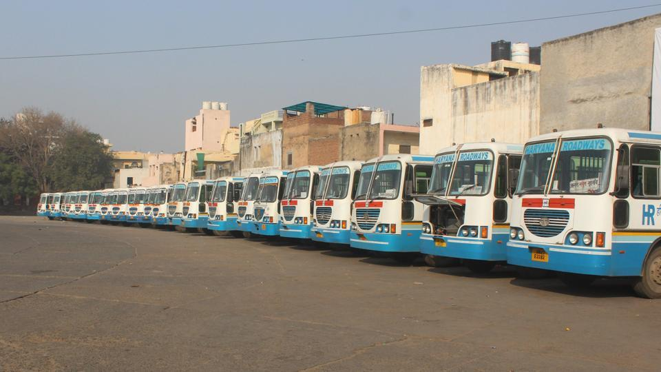 Public transport will be off roads until March 31.