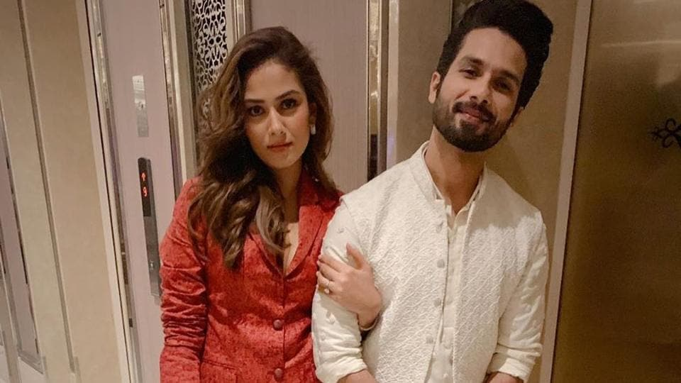 Shahid Kapoor is spending his time with his family amid coronavirus lockdown.