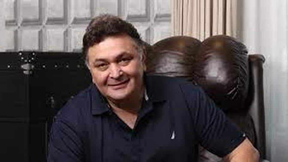 Rishi Kapoor, under self-isolation amid coronavirus outbreak, shares a fun video on Twitter.