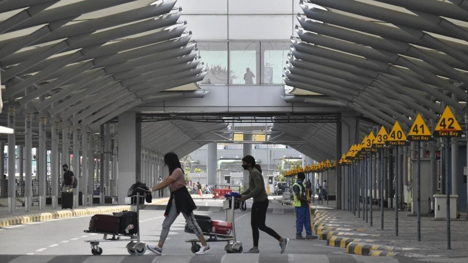 Immigration check posts (ICPs) at airports are among those that will stop incoming traffic.