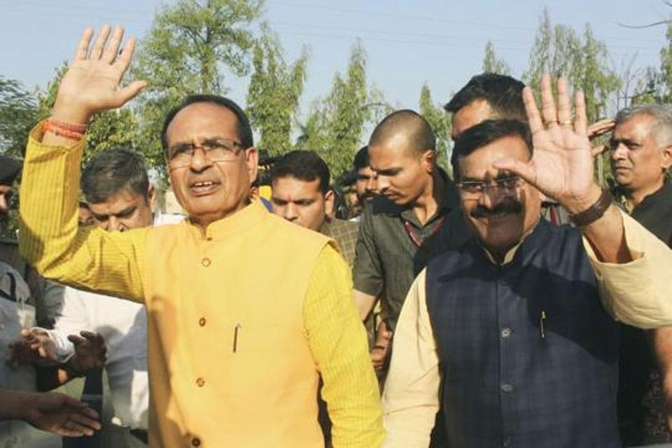 Chief minister Shivraj Singh Chouhan led BJP government won a confidence motion in the state assembly on Tuesday.
