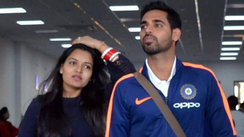 Wife hacked Facebook account, haven't used it since: Bhuvneshwar Kumar thumbnail
