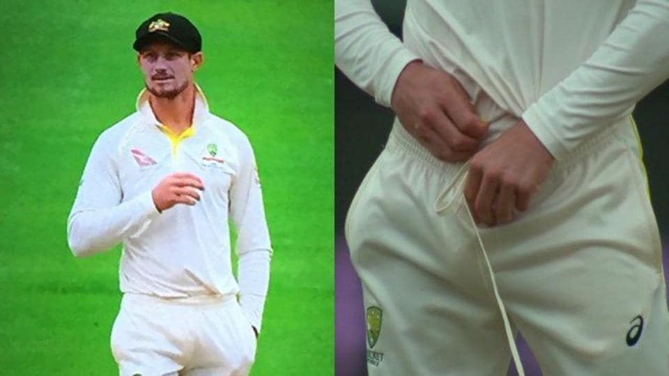 Cameron Bancroft used a sandpaper to rub the ball in order to extract reverse swing