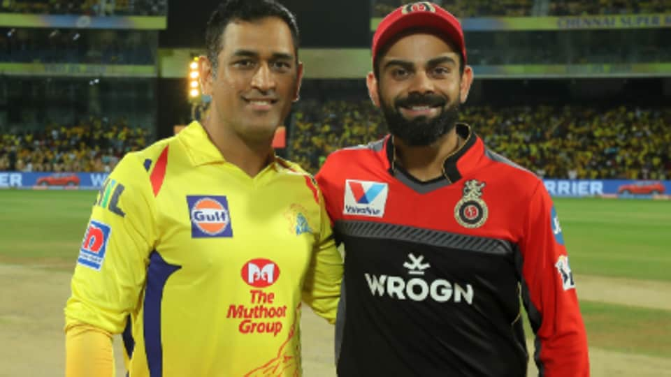File image of MS Dhoni, Virat Kohli