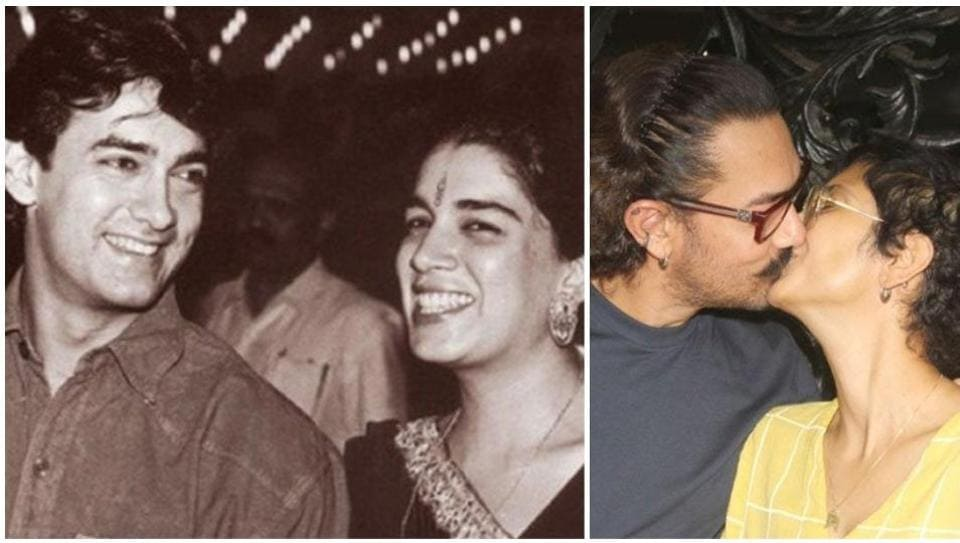 Aamir Khan was married to Reena Dutta for 16 years before Kiran Rao.