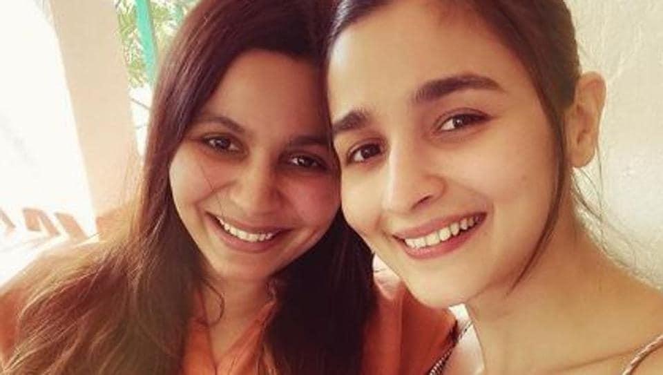 Alia Bhatt and Shaheen Bhatt have shared a note on Instagram.