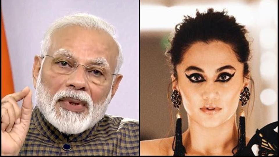 Bollywood celebrities lauded the 21-day lockdown announced by PM Narendra Modi.