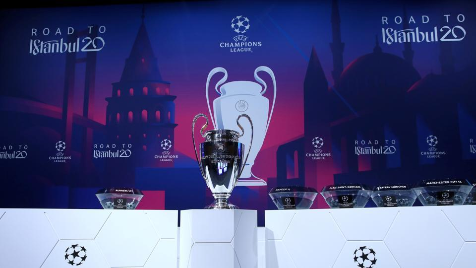 The final was scheduled for May 30 in Istanbul