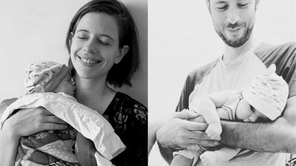 Kalki Koechlin and her boyfriend Guy Hershberg recently became parents to Sappho.