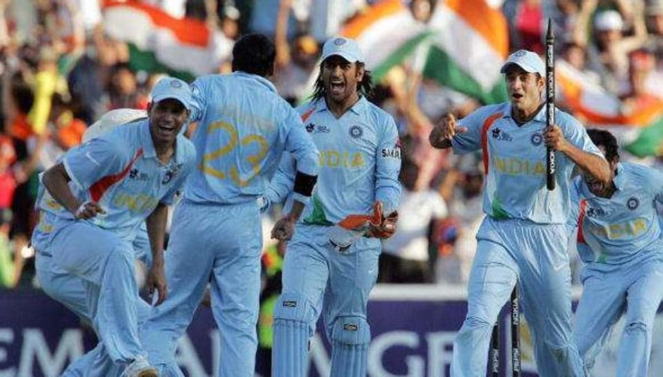 MS Dhoni and Joginder Sharma were part of the winning T20 World Cup side in 2007