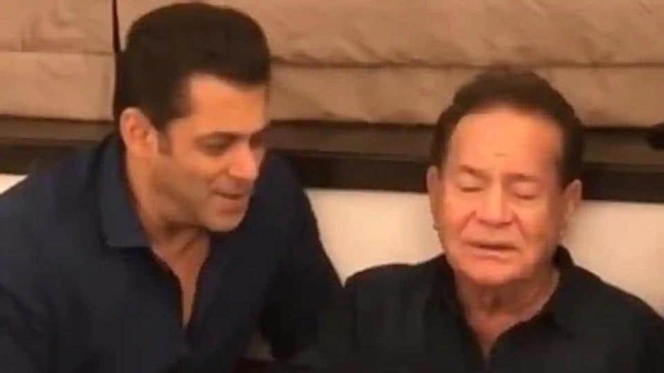 Salim Khan talks about his own feelings when Salman Khan was in jail.