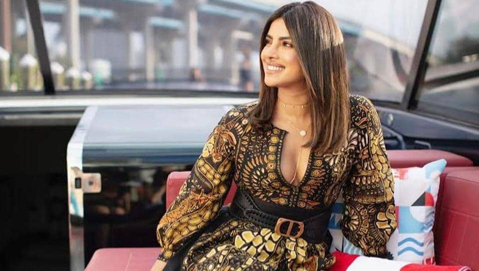 Actor Priyanka Chopra on Tuesday night through an Instagram Live conversation put forward questions about coronavirus to World Health Organisation (WHO) experts and busted some myths about the global pandemic.