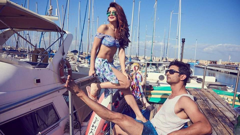 Sushant Singh Rajput and Jacqueline Fernandez played lead roles in Drive.