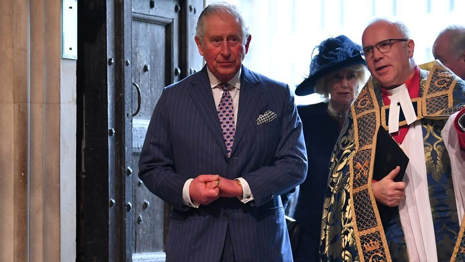 Britain's Prince Charles has tested positive for coronavirus.