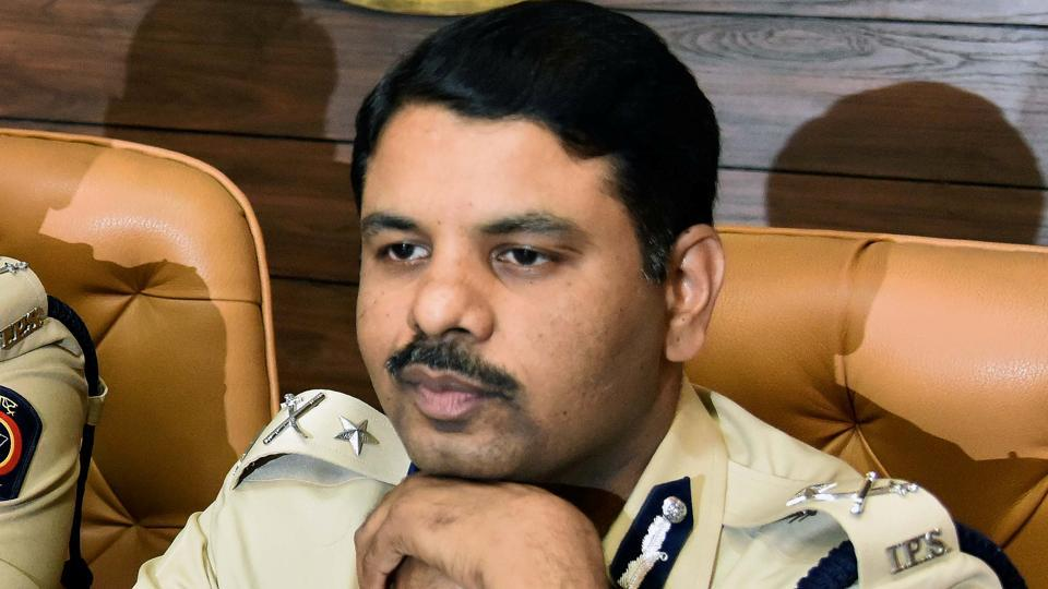 Ravindra Shisve, joint commissioner of police