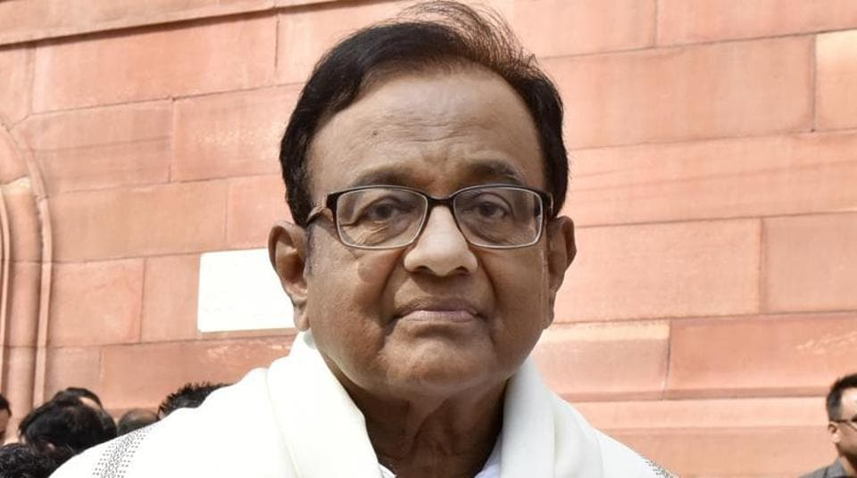 Congress leader P Chidambaram has asked the government to transfer cash in bank accounts of the poor and farmers to help them during the 21-day lockdown