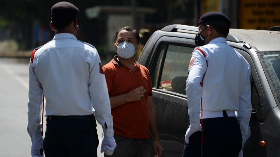 Around 2,400 curfew e-passes were issued till Wednesday 11 am, the Delhi Police said.