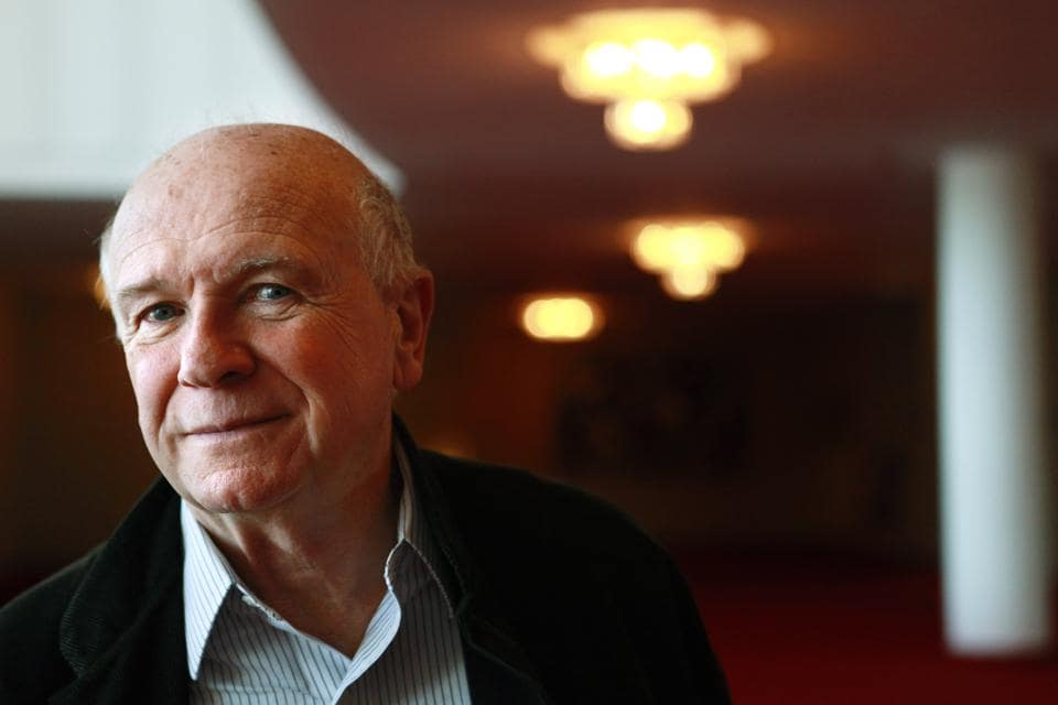 Terrence McNally died of complications from the coronavirus. He was 81. (AP Photo/Jacquelyn Martin, File)