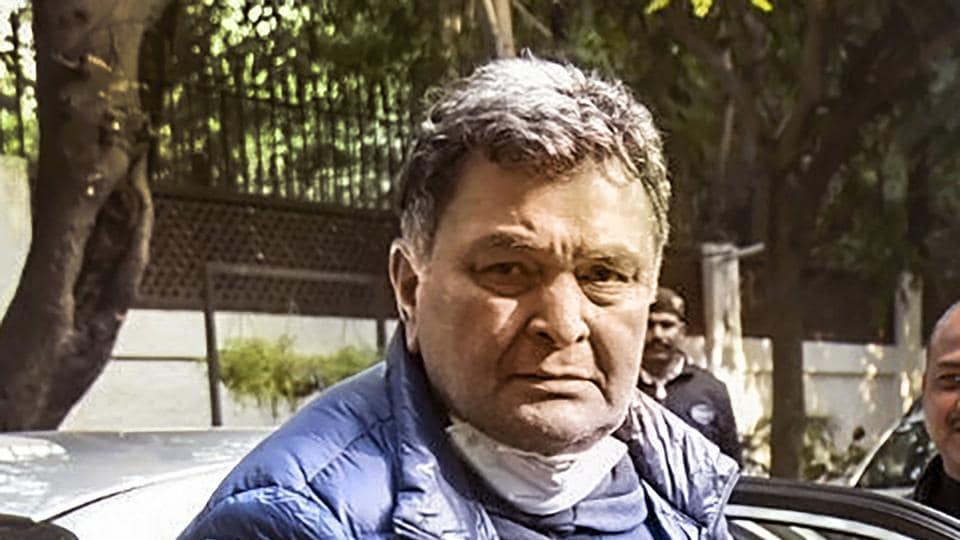 Rishi Kapoor has shared some optimism in times of coronavirus lockdown.