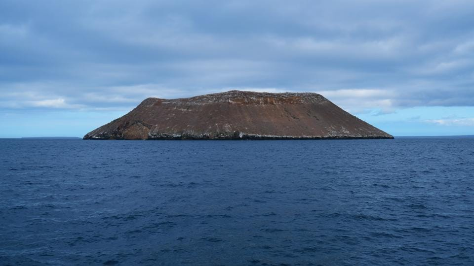 A naturescape in Galapagos Islands where the coronavirus pandemic has reached. (REPRESENTATIONALIMAGE)