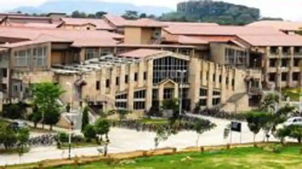 Academic Complex - IIT-Guwahati. (HT file Photo)