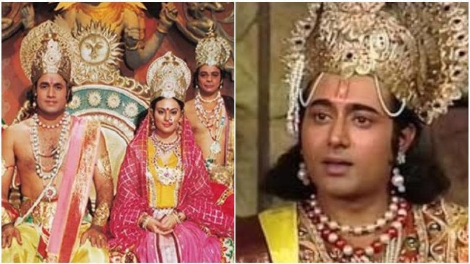 Ramayan and Mahabharat were two of the most popular shows in the history of Indian television.