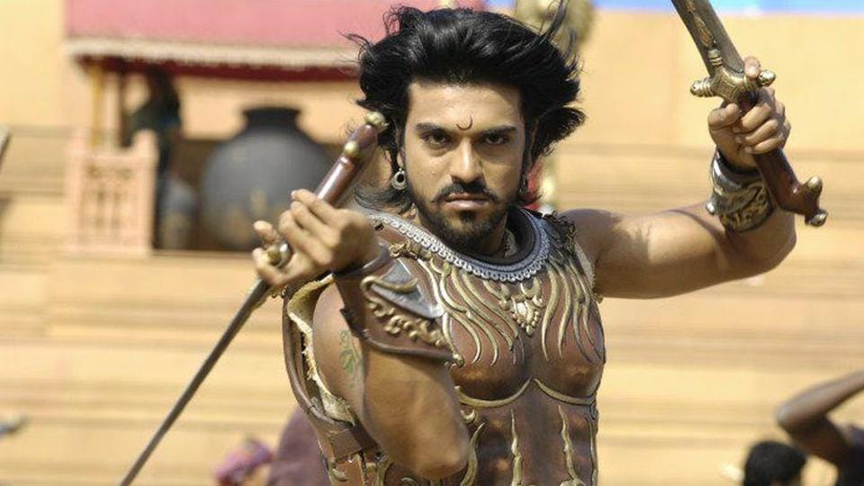 Ram Charan has many times proved his acting mettle.