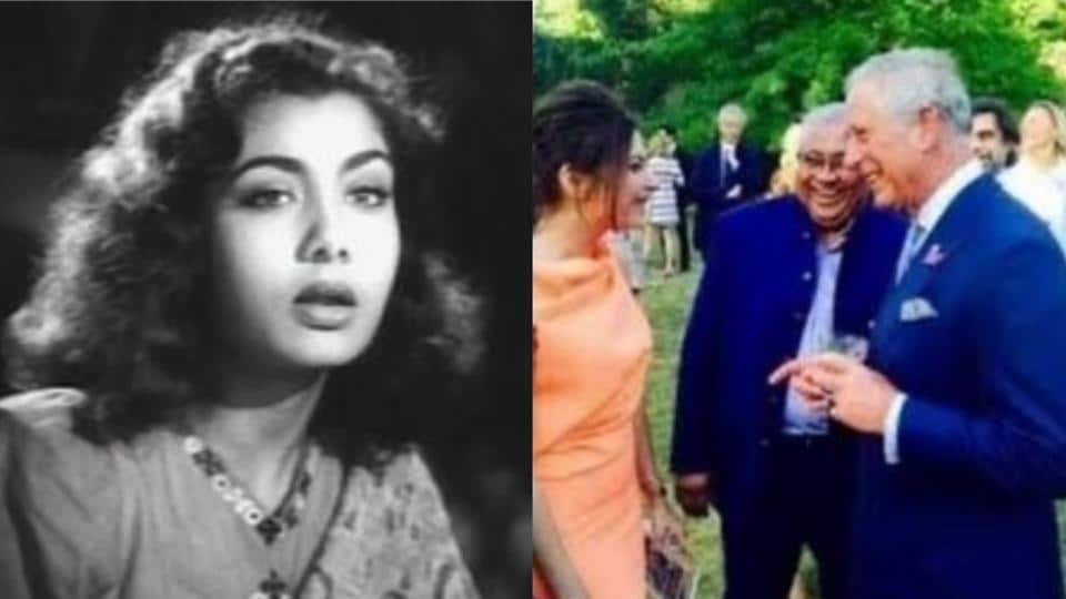 Veteran actor Nimmi dies at 88, Kanika Kapoor's photo with Prince Charles goes viral – bollywood
