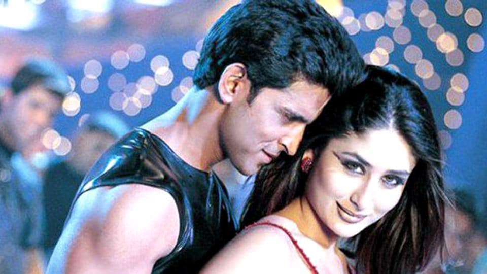 Kareena Kapoor Khan was linked to Hrithik Roshan when they started out in Bollywood.
