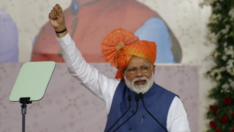 Invoking the Mahabharata, Prime Minister Narendra Modi said the epic war was won in 18 days and his government is making the efforts to win this war against the coronavirus pandemic in 21 days.