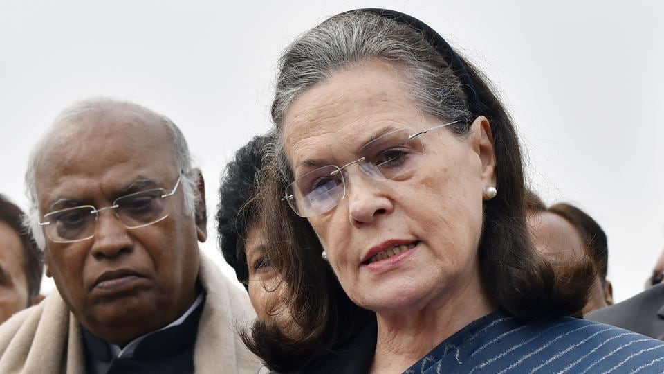 Congress president Sonia Gandhi reiterated her party's support to the government in its measures to deal with coronavirus pandemic.