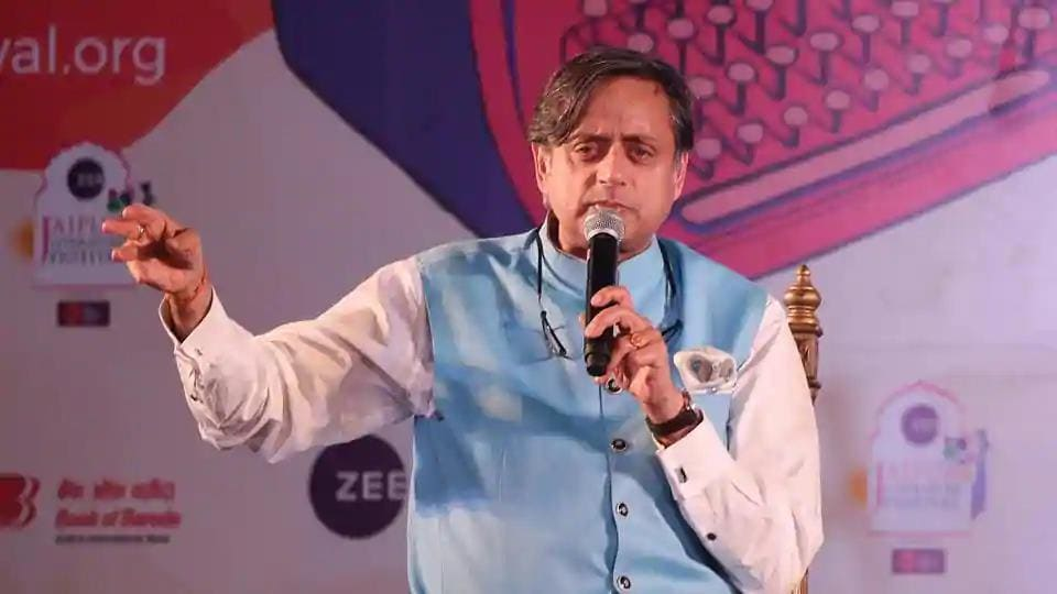 Congress leader Shashi Tharoor has suggested that the Centre must supplement ₹15,000 crore out of the amount earmarked for the project and use it for dealing with Covid-19 pandemic
