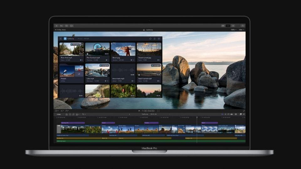 Apple's Final Cut Pro X which costs around Rs 25,000 will be available with a 90-day free trial.