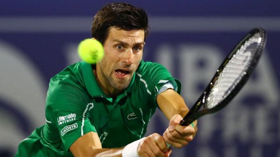 Novak Djokovic Donates 1 Million Euros To Help Serbia Combat Coronavirus