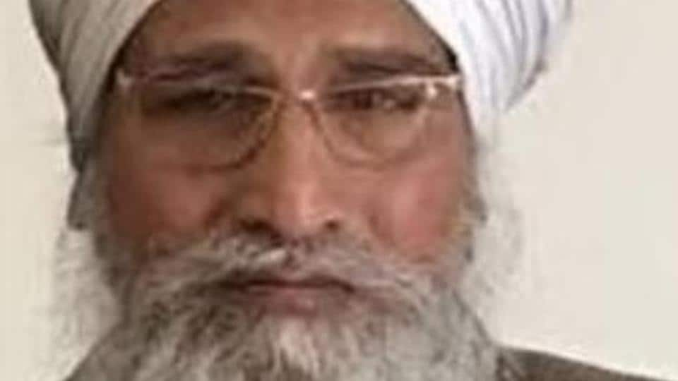 Covid-19: The preacher or 'granthi', Baldev Singh, died on March 18.