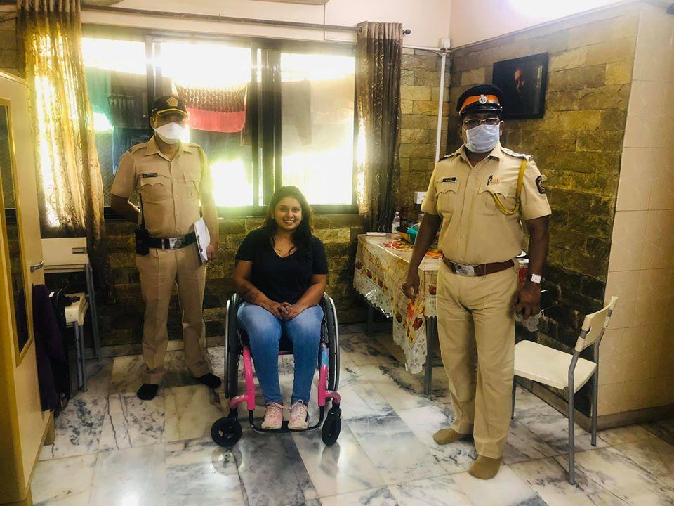 Virali Modi has been wheelchair bound for the last 14 years after suffering paralysis from waist down due to a serious illness.