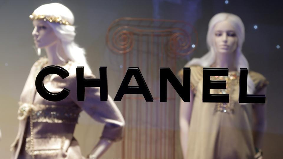 FILE PHOTO: Chanel logo is seen on the company's store in Monte Carlo, Monaco, December 9, 2017.