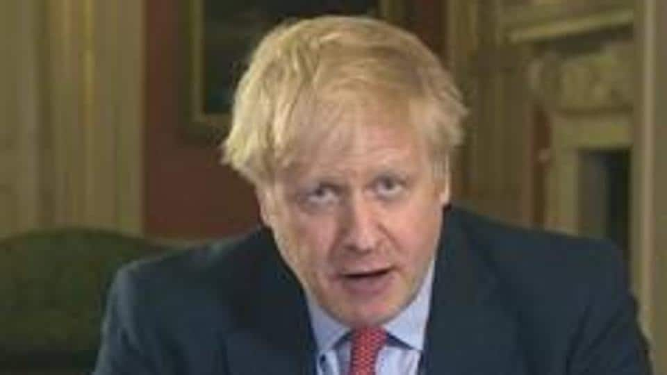Boris Johnson's aides insist that he should continue to lead the government's response to the pandemic, chairing meetings through video-conferencing from inside the prime minister's residence in Downing Street.