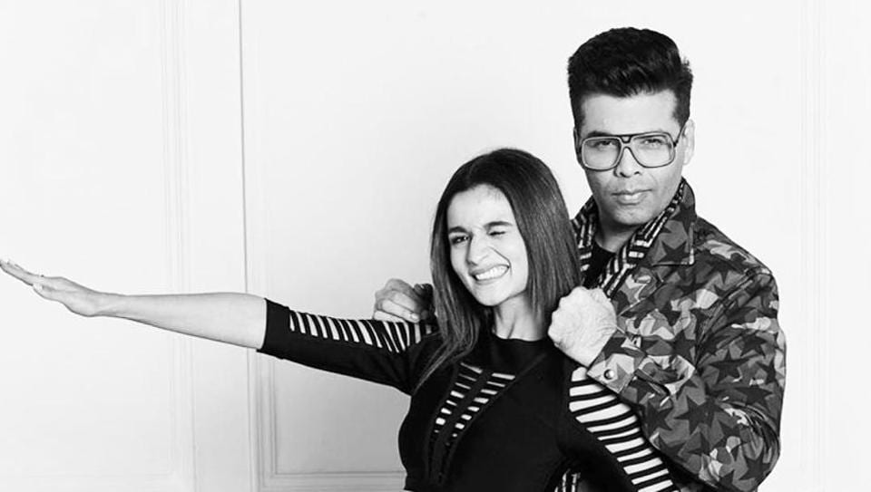 Karan Johar on Alia Bhatt: 'I spotted that there was something about her but I didn't use her talent at all'