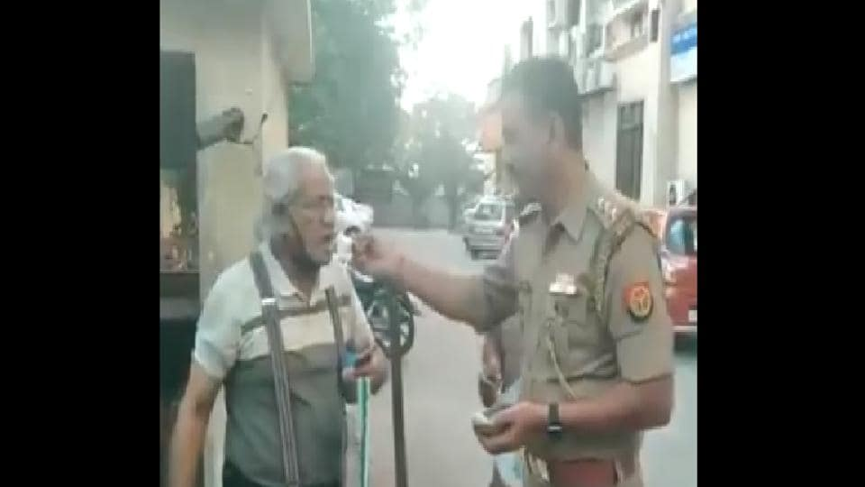 The police helpline in Lucknow received an 'urgent' request for a 'rasgulla' from an elderly citizen.