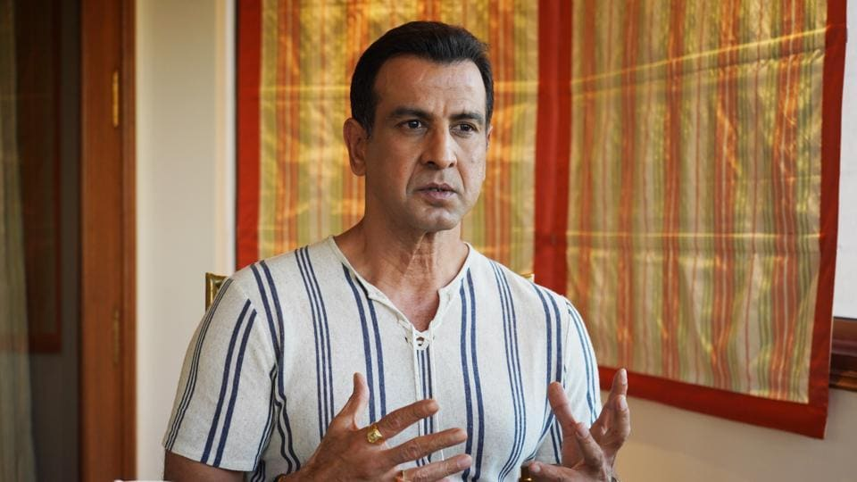 Actor Ronit Bose Roy